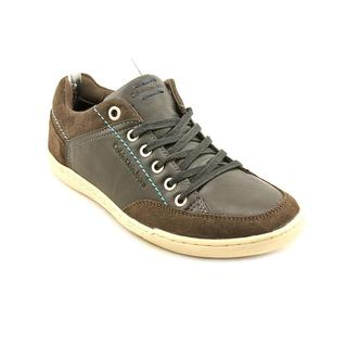 Calvin Klein Jeans Men's 'Chandler' Regular Suede Athletic Shoe