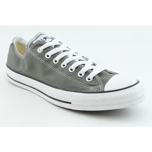 Converse Men's 'All Star Chuck Taylor Ox' Basic Textile Casual Shoes