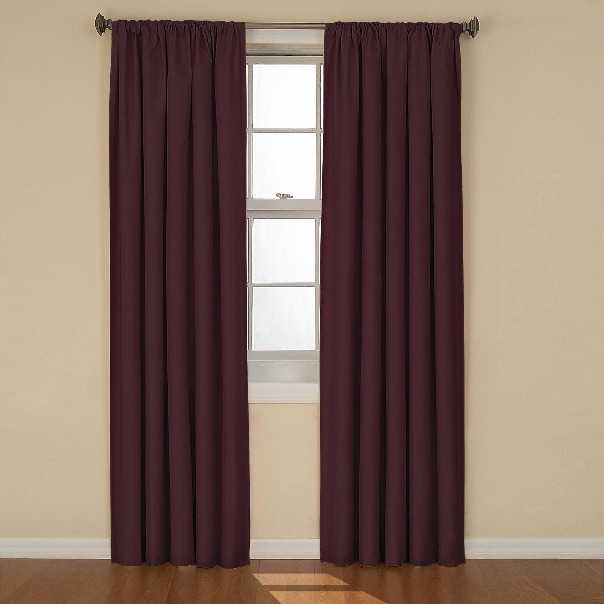 Blackout curtain target