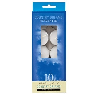 Unscented Tealights Set