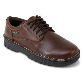 Eastland Women's 'Plainview' Leather Casual Shoes - Extra Wide (Size 11 )