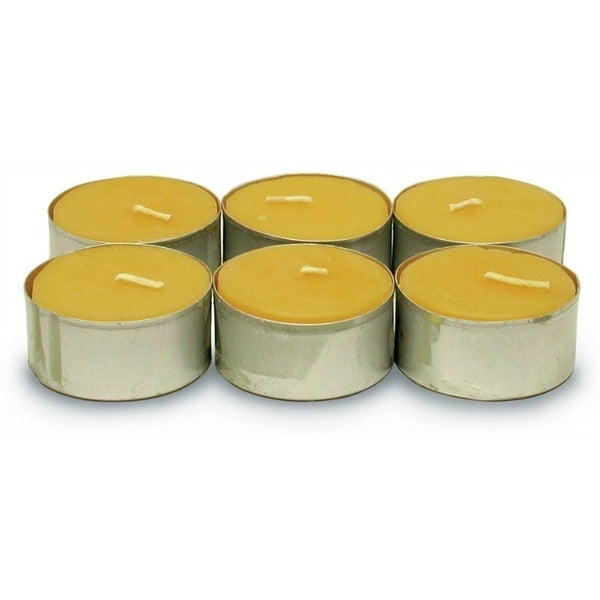 Beeswax Tea Lights Set