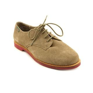 GH Bass & Co Women's 'Ely-2' Regular Suede Casual Shoes - Wide (Size 8 )