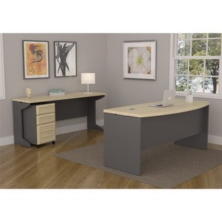 Altra Benjamin Small 3-piece Office Set