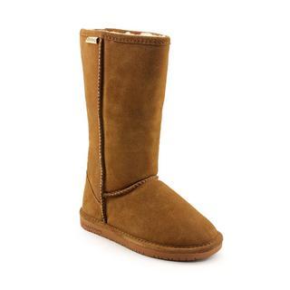 Bearpaw Women's 'Emma Tall' Regular Suede Boots (Size 8 )