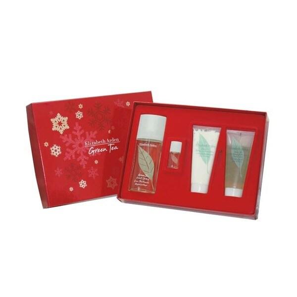 Elizabeth Arden Green Tea Women's 4-piece Gift Set