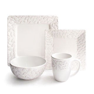 Waverly 'Be Leaf Me' 16-piece Dinner Set