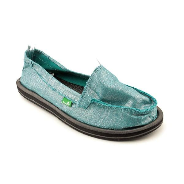 Sanuk Women's 'Ohm My' Basic Textile Casual Shoes (Size 7 )