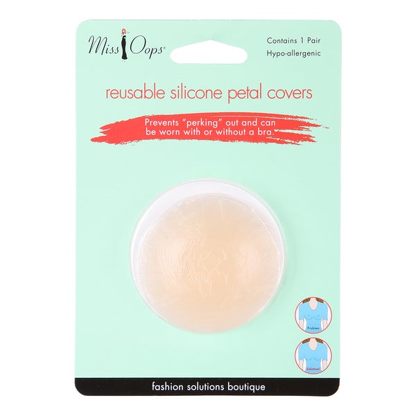 Miss Oops Reusable Silicone Petal Covers (Two Pair)