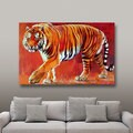 ArtWall Mark Adlington 'Bengal Tiger' Gallery-Wrapped Canvas
