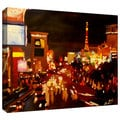 ArtWall Martina & Markus Bleichner 'Las Vegas' Gallery-Wrapped Canvas