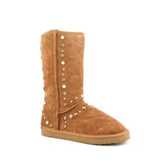 Style & Co Women's 'Bolted' Regular Suede Boots