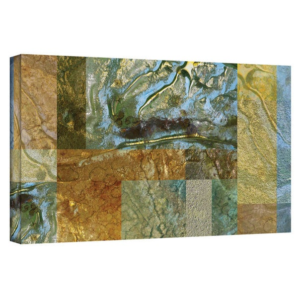 ArtWall Cora Niele 'Splendour' Gallery-Wrapped Canvas