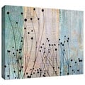 ArtWall Cora Niele 'Dark Silhouette II' Gallery-Wrapped Canvas
