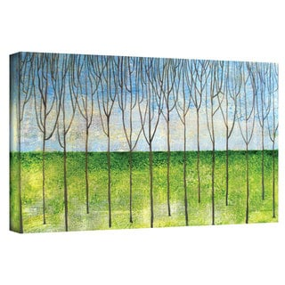 Art Wall Herb Dickinson 'The Grove' Gallery-Wrapped Canvas