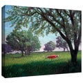 ArtWall Eric Joyner 'Summertime' Gallery-Wrapped Canvas
