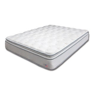 Dreamax Quilted Pillow Top 11-inch Twin-size Innerspring Mattress