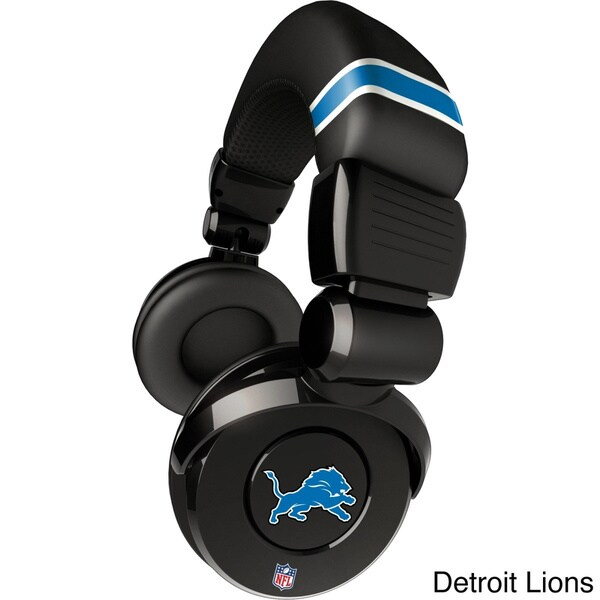 iHip Official NFL Noise Isolation Pro DJ Microphone Headphone