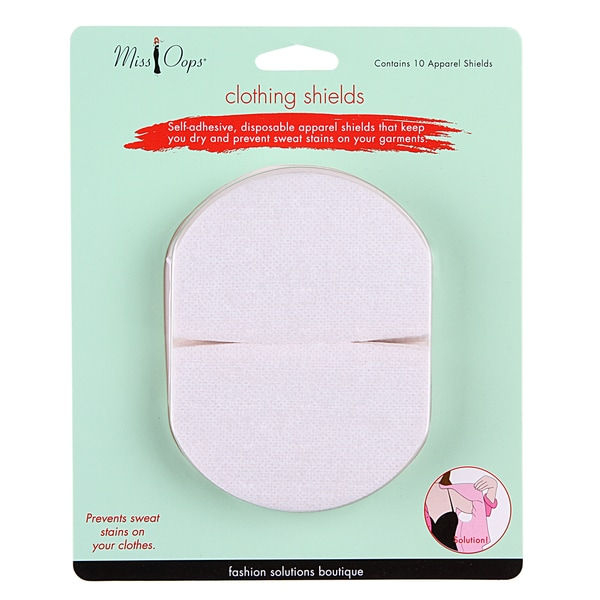 Miss Oops Clothing Shields (Pack of 20)