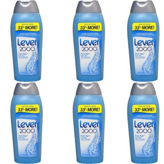 Lever 2000 Pure Rain 24-ounce Body Wash (Pack of 6)