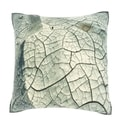 Dry Cracked Riverbed 18-inch Velour Throw Pillow
