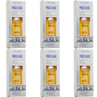 John Frieda Frizz-Ease Thermal Protection Formula (Pack of 6)