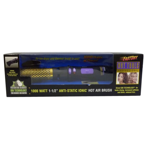 Hot Tools Ionic 1.5-inch Hot Air Brush
