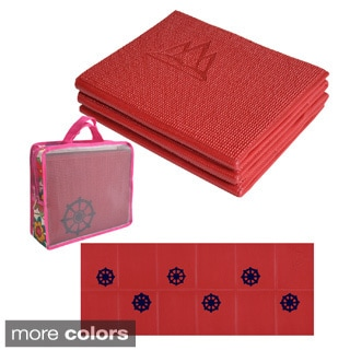 Khataland YoFoMat Kids Ultra Thick Folding Yoga Mat