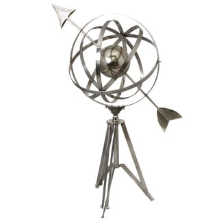 Armillary Sphere World Globe Studio Accent Decor