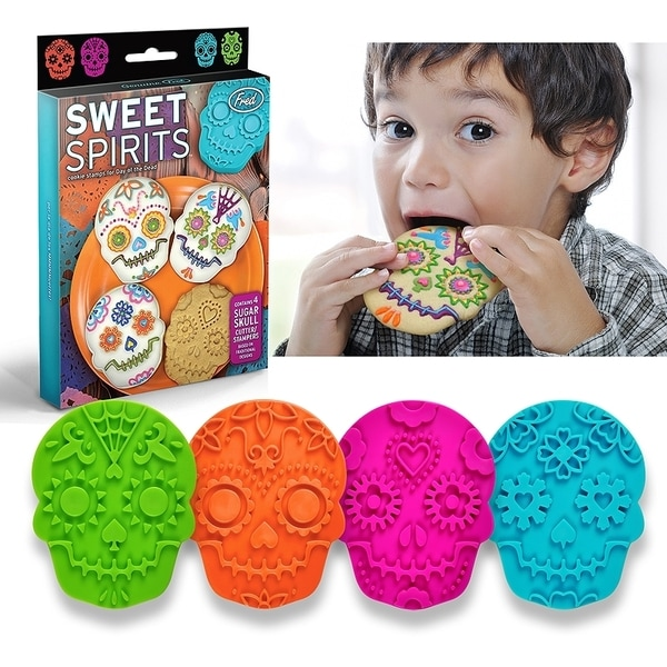 Fred & Friends 4-piece Sweet Spirits Cookie Cutters