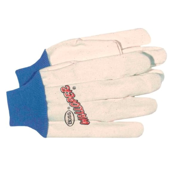 Boss Walloper Cotton Gloves