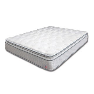 Dreamax Quilted Pillow Top 11-inch Queen-size Innerspring Mattress