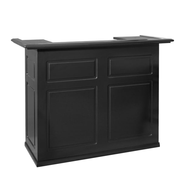 Sanford 58-inch Black Bar