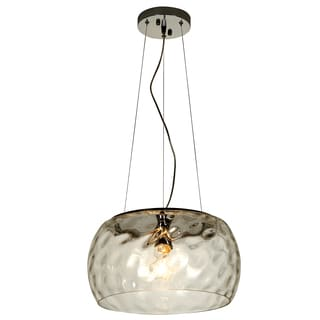 Mystere 1-light Polished Chrome Pendant