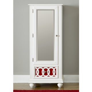 Liberty Youth White Door Chest