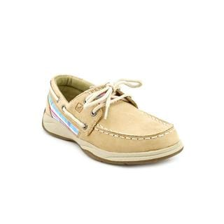 Sperry Top Sider Girl (Youth) 'Intrepid' Leather Casual Shoes