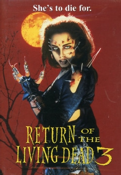 Return of the Living Dead 3 (DVD)