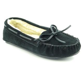 Minnetonka Women's 'Kayla' Regular Suede Casual Shoes (Size 6 )