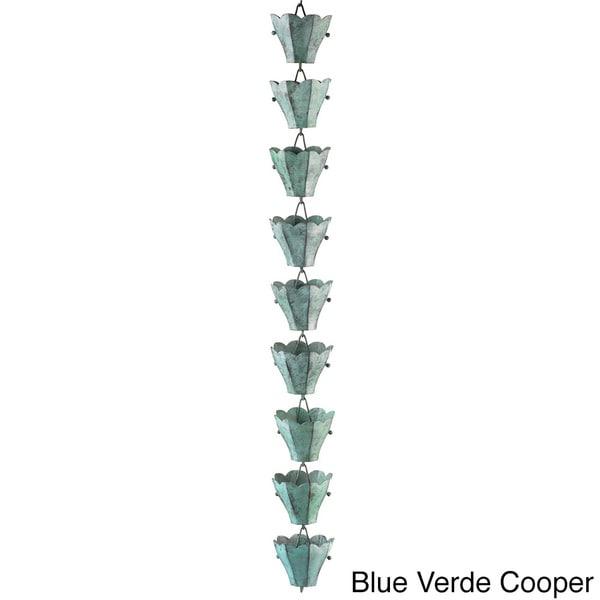 Good Directions 18-cup Tulip Rain Chain 12589978