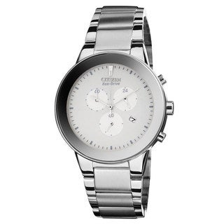Citizen Men's AT2240-51A Axiom Chronograph Watch