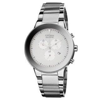 Citizen Men's AT2240-51A Axiom Chronograph Watch