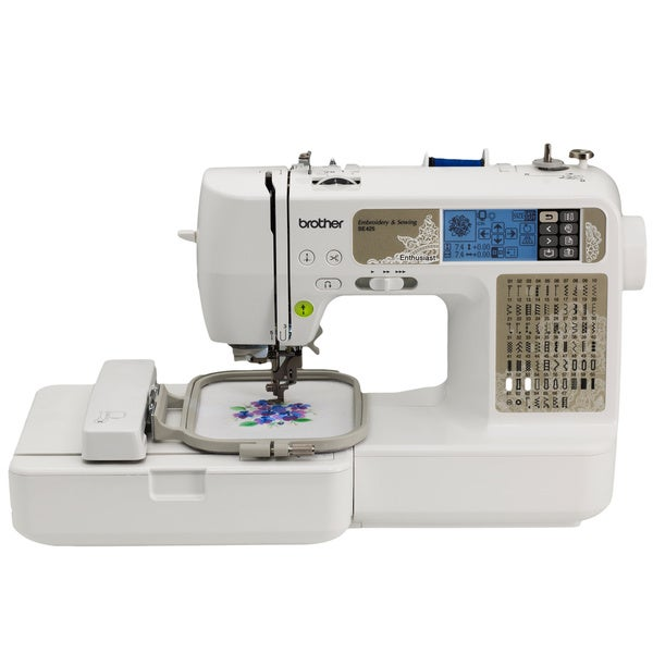 he1 computerized embroidery machine