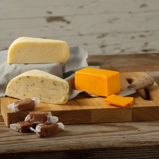 A Taste of Home Sweet Cheese Assortment
