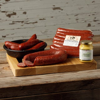 Eichten's Smoked Bison Meat Lovers Assortment