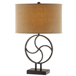Oakley Metal Table Lamp