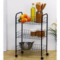 Samsonite 3-tier Rolling Basket