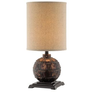 Otley Rustic Bronze Table Lamp