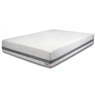 Dreamax 11-inch California King-size Gel Memory Foam Mattress