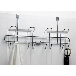 Samsonite Chrome Steel 12-hook Door Hanger