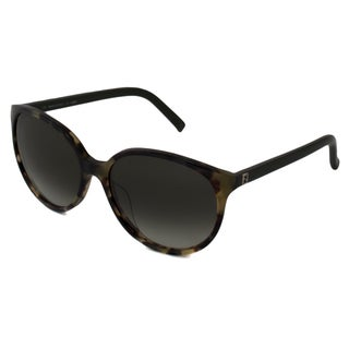 Fendi Women's FS5230 Oval Sunglasses